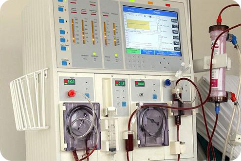аппарат гемодиализа