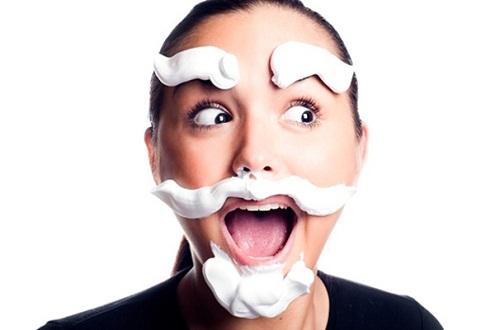 Гирсутизм: волосы на лице
