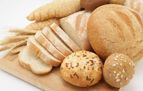 Хлеб. Пшеничный хлеб. Углеводы.