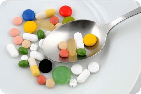 Витамины. Витаминный комплекс. Поливитамины.