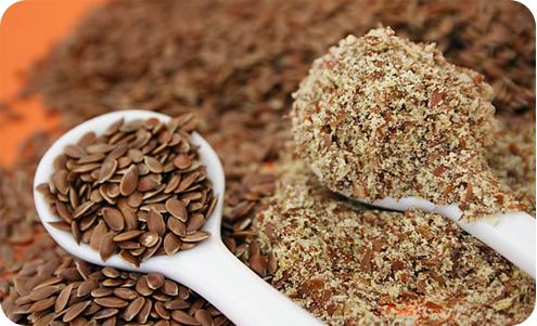 рецепт печенья из льняных отрубей и фруктов