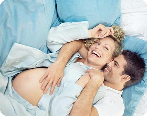 Беременность и секс. Интимная жизнь и беременность.