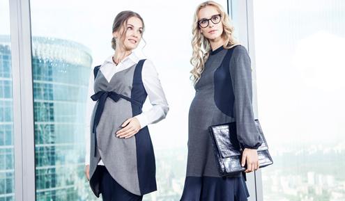 Стиль беременной. Одежда для беременной. Беременность и работа.