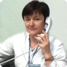 Исполнительный директор Антонина Шолох