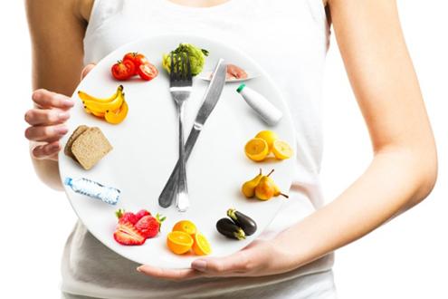 Диета. Рацион питания. Здоровое питание. Диетический рацион.