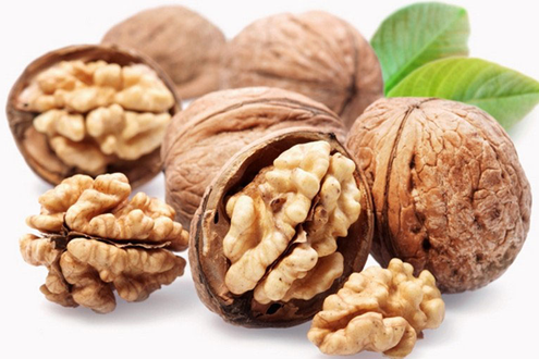 Орехи. Грецкие орехи. Фото орехов.