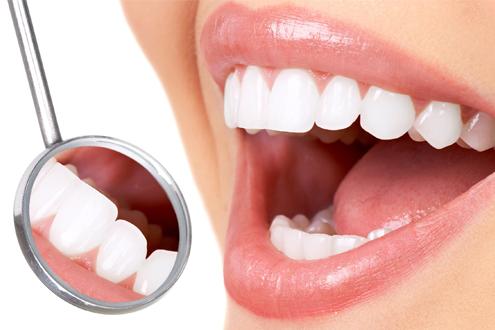 Зубы. Здоровые зубы. Осмотр стоматолога.