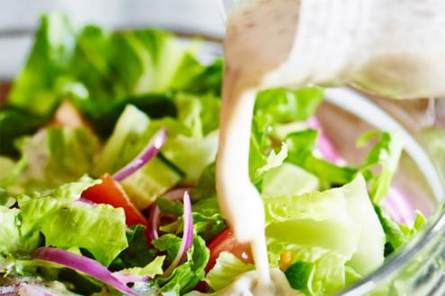 Готовые заправки для салатов